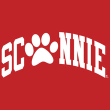 Load image into Gallery viewer, Sconnie DC Humane Society Drop Shoulder Long Sleeve - Red