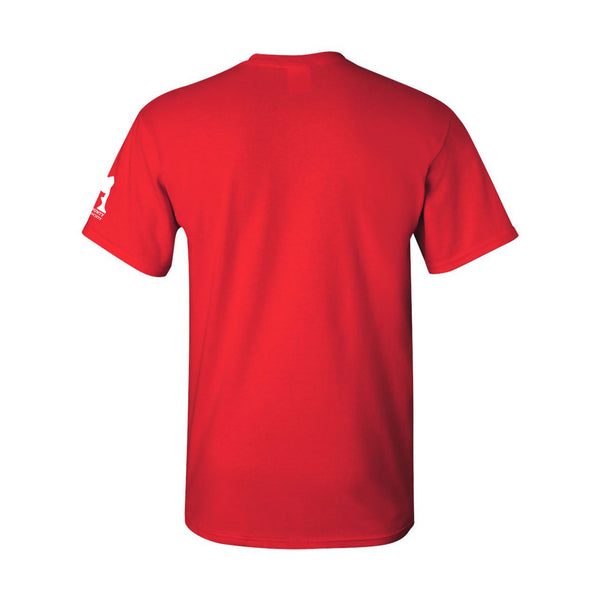 Sconnie DC Humane Society T Shirt - Red