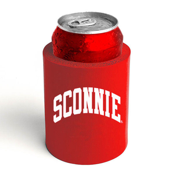 Sconnie Foam Coolie - Red