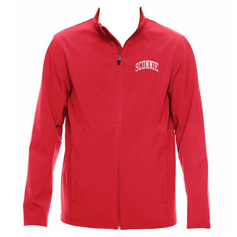 Sconnie Soft Shell Jacket - Red