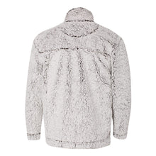 Load image into Gallery viewer, Sconnie Arch LC Womens Sherpa Q-Zip - Smokey Grey