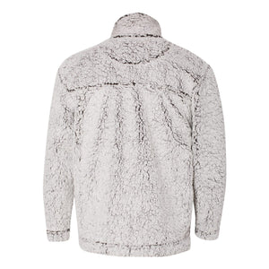 Sconnie Arch LC Sherpa Q-Zip - Smokey Grey