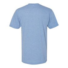 Load image into Gallery viewer, Madison City Flag Tri-Blend T-shirt - Athletic Blue