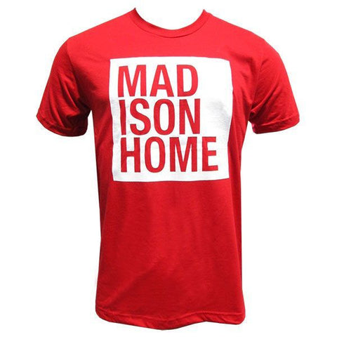 MadisonHome T-shirt - Red