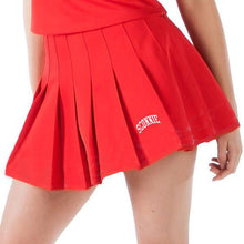 Load image into Gallery viewer, Sconnie Classic Cheer Skirt - Red/White