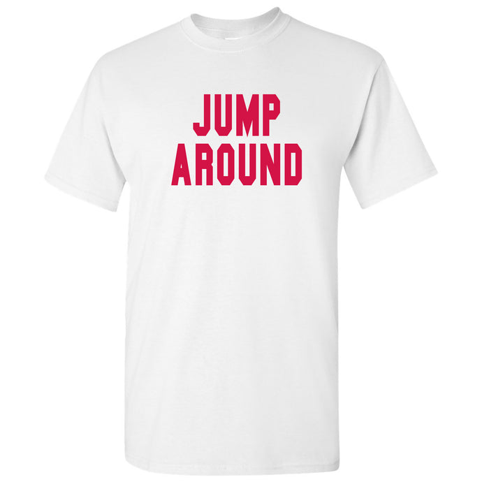 Jump Around T-Shirt - White