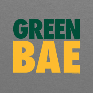 Green Bae Tri-Blend T-shirt - Premium Heather