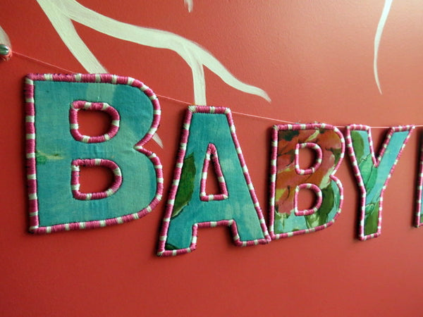 Baby Makes 3 Banner