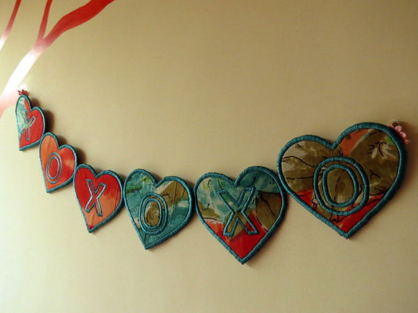 XOXOXO Custom Made Garland