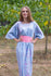 Gray Beauty, Belt and Beyond Style Caftan in Cherry Blossoms|Gray Beauty, Belt and Beyond Style Caftan in Cherry Blossoms|Cherry Blossoms
