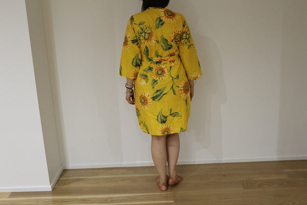 Sunflower Maternity Hospital Gown