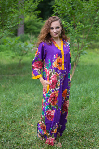 Simply Elegant Style Caftans