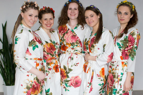 LargeFloralWhite__35687.1432786830.1280.1280|Mismatched Large Floral Blossom Patterned Bridesmaids Robes in Soft Tones|Mismatched Large Floral Blossom Patterned Bridesmaids Robes in Soft Tones|Mismatched Large Floral Blossom Patterned Bridesmaids Robes in Soft Tones|Mismatched Large Floral Blossom Patterned Bridesmaids Robes in Soft Tones