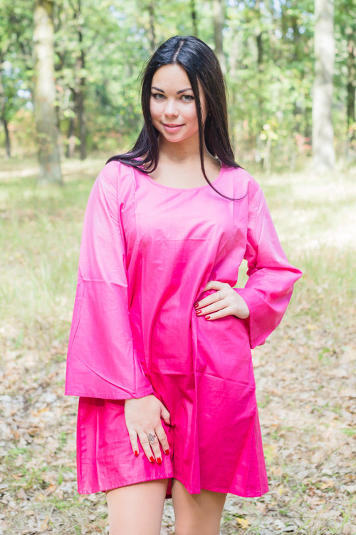 Pink Bella Tunic Style Caftan in Ombre TieDye Pattern|Pink Bella Tunic Style Caftan in Ombre TieDye Pattern|Ombre Tiedye