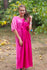 Magenta Cut Out Cute Style Caftan in Ombre TieDye Pattern|Magenta Cut Out Cute Style Caftan in Ombre TieDye Pattern|Ombre Tiedye