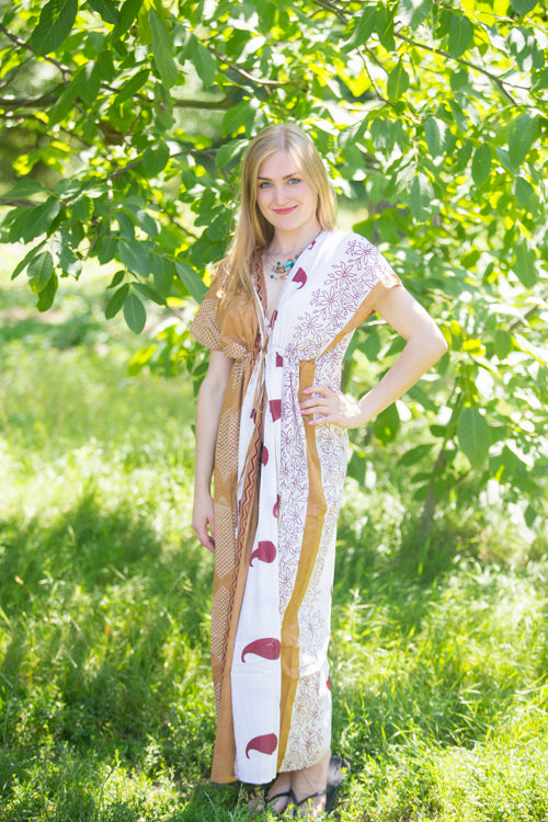Mustard Beach Days Style Caftan in Perfectly Paisley|Mustard Beach Days Style Caftan in Perfectly Paisley|Perfectly Paisley