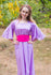 Lilac Beauty, Belt and Beyond Style Caftan in Plain and Simple|Lilac Beauty, Belt and Beyond Style Caftan in Plain and Simple|Plain and Simple