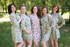 Mint Vintage Chic Floral Pattern Bridesmaids Robes|Screen Shot 2015-12-19 at 1.53.37 PM|White Vintage Chic Floral Pattern Bridesmaids Robes