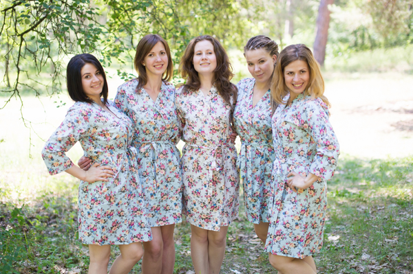 Vintage Chic Floral Pattern Bridesmaids Robes|Screen Shot 2015-12-19 at 12.47.59 PM|Screen Shot 2015-12-19 at 12.47.51 PM|White Vintage Chic Floral Pattern Bridesmaids Robes