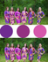 Assorted Purple Robes, Shades of Purple Wedding Colors Bridesmaids Robes|Assorted Purple Robes, Shades of Purple Wedding Colors Bridesmaids Robes|Assorted Purple Robes, Shades of Purple Wedding Colors Bridesmaids Robes