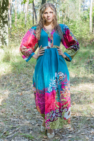 My Peasant Dress Style Caftans