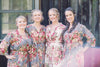 Gray Bridesmaids Robes