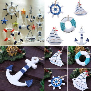 5Pcs/lot of Decorative Sea Themed Wall Hangings