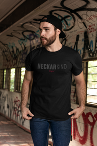 Neckarkind Original All Black - Organic Shirt