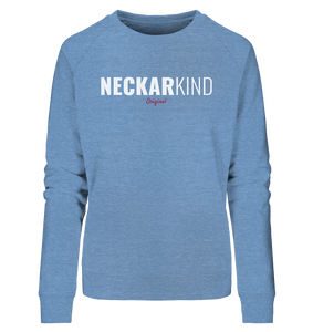 Neckarkind Original - Ladies Organic Sweatshirt