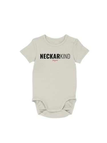 Neckarkind Original - Kids Body Suite Short Sleeve