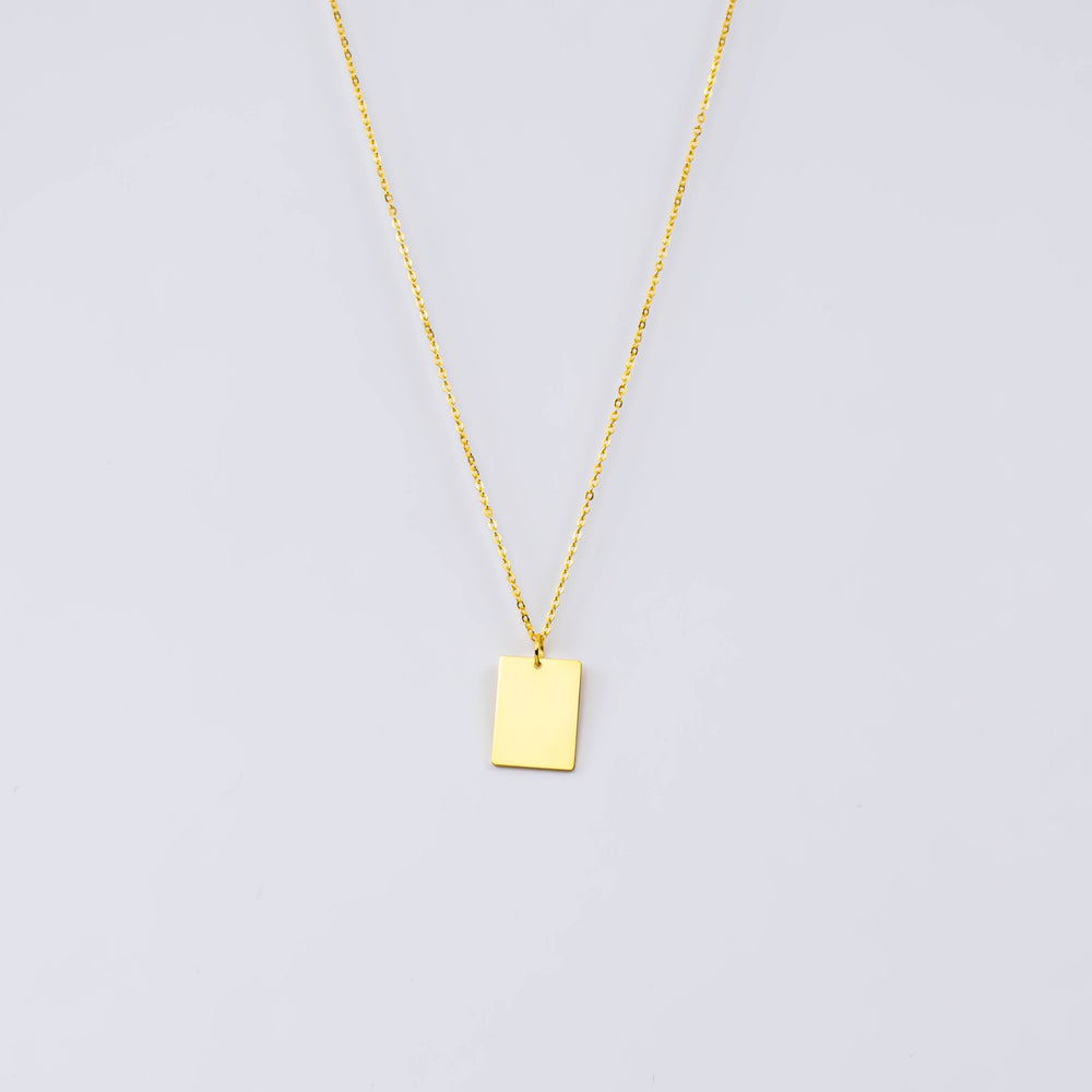 Esmae Basic ID Necklace
