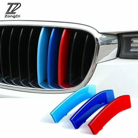 BMW Colour Grille Clips for X1 2016-2017 F48 7 SLATS