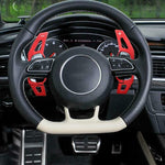 Steering Wheel Extension Shift Paddles Audi A5 S3 S5 S6 SQ5 RS3 RS4 RS5 RS6 RS7