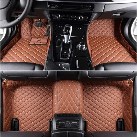 BMW 1 Series Full Coverage Non Slip Custom Floor Mats