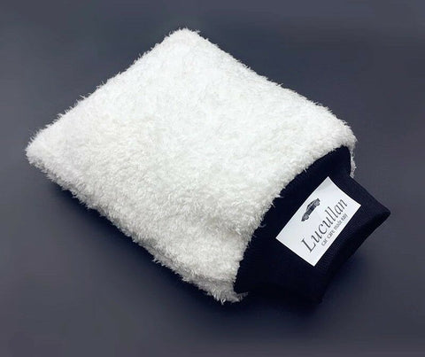 Car Wash Ultra Soft Microfibre Detailing Cleaning Glove
