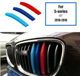 BMW M Sport Power Grille Trim Clips For BMW 5 series GT F07 2010 - 2016