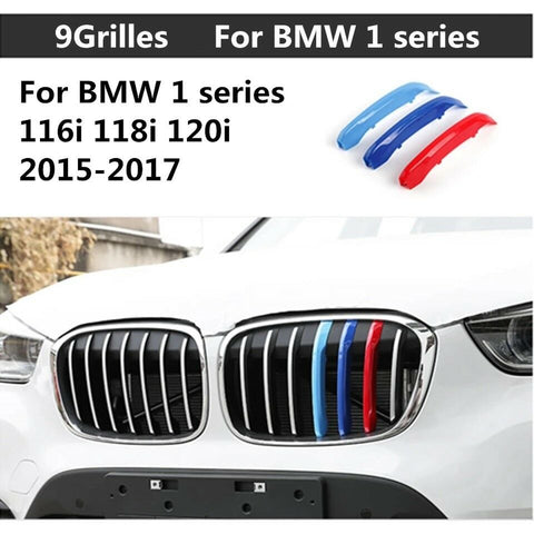 BMW 1 Series 2015-17 Front Grille M Sport Trim Cover Clip