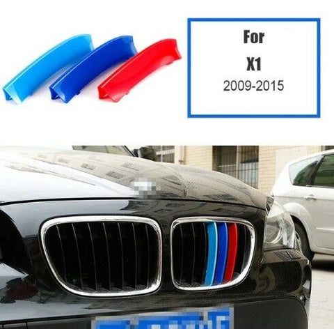 BMW M Sport Power Grille Trim Clips For BMW X1 E84 2009 - 2015