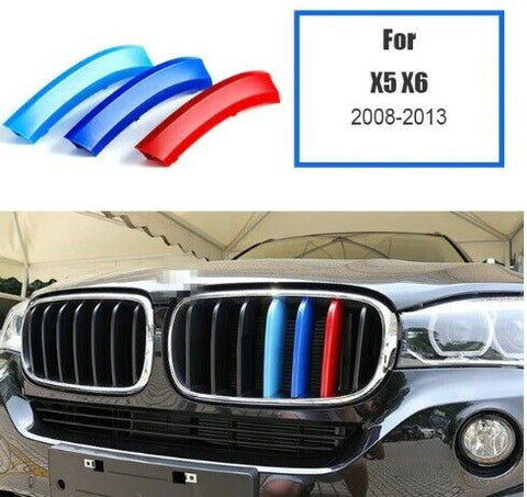 BMW M Sport Power Grille Trim Clips For BMW X5 E70 X6 E71 2008 - 2013