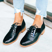 Spring new low-heeled shoes for women