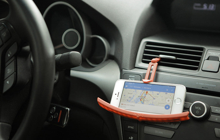 Bsteady Car Mount - Any Phone, Any Car