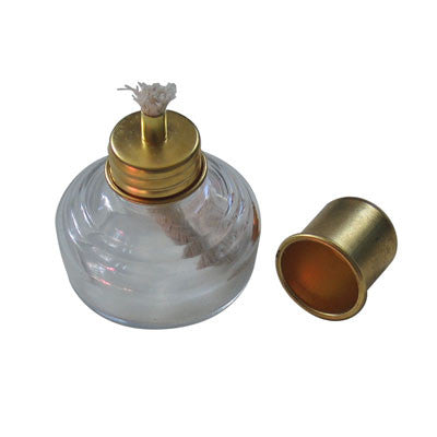 ALCOHOL LAMP, SMALL WICK