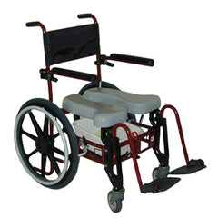ActiveAid: Advanced Folding Shower & Commode Chair