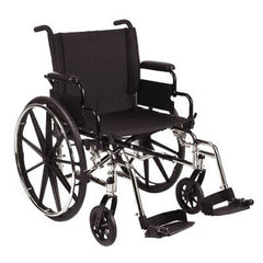 Invacare: 9000 XTD Lightweight Heavy Duty Wheelchair