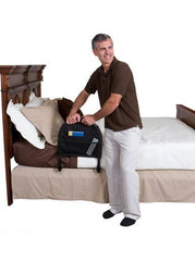 Stander: Bed Rail Advantage Traveler with Pouch