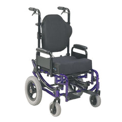 Invacare: Spree 3G Pediatric Tilt-in-Space Wheelchair