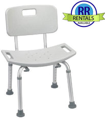 Drive: Deluxe Aluminum Shower Chair
