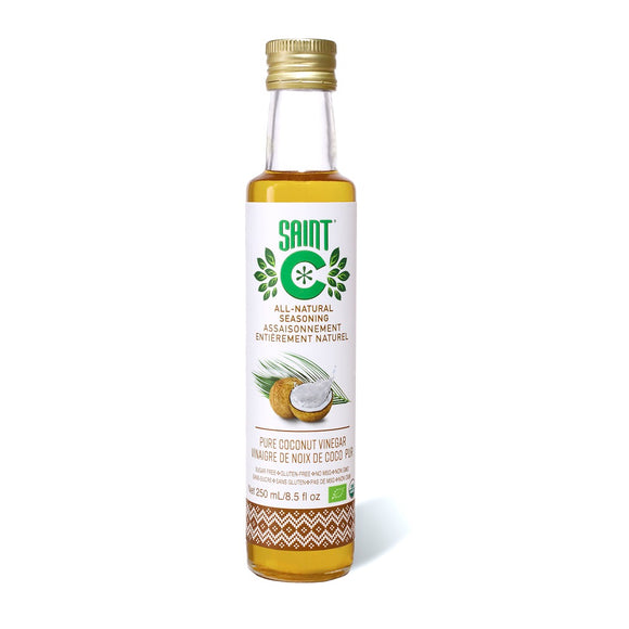 Saint C Pure All Natural Coconut Vinegar 250ml - Foodsource PH