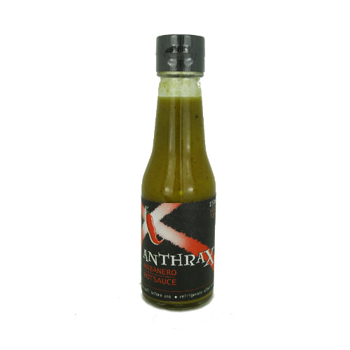 Anthrax Habanero Hot Sauce 150ml