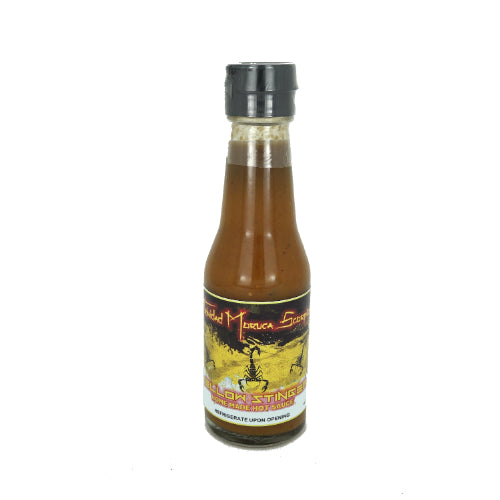 BigBoi Hot Sauce Yellow Stinger 150ml